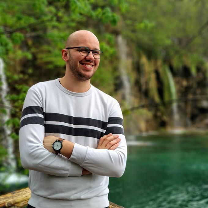 Ivan Domitrović, bacc. med. techn.